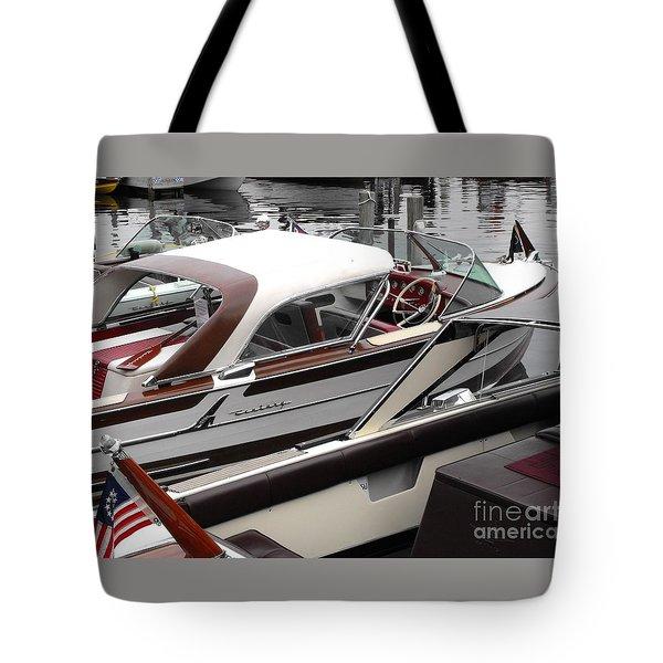 Century Coronado Tote Bag