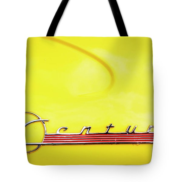 Tote Bag featuring the photograph Century by Dennis Hedberg