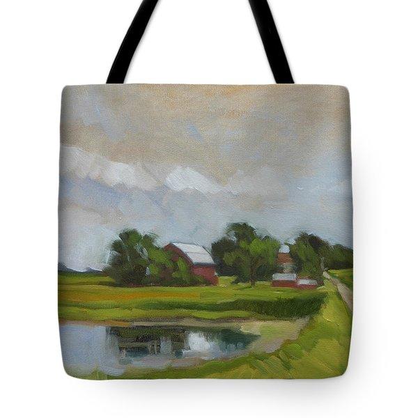 Century Farm Tote Bag