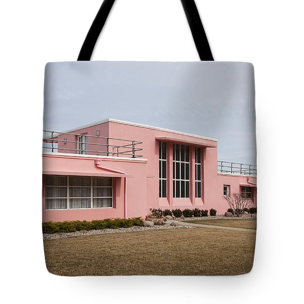 Century Of Progress Tote Bag