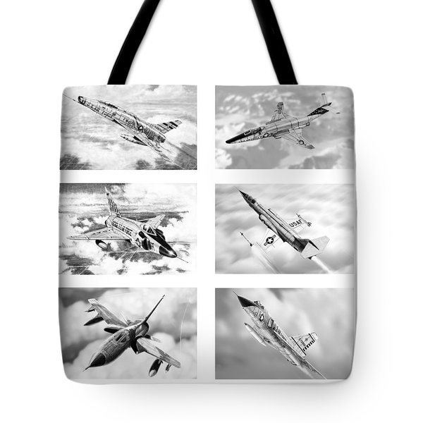 Century Series Drawings Tote Bag