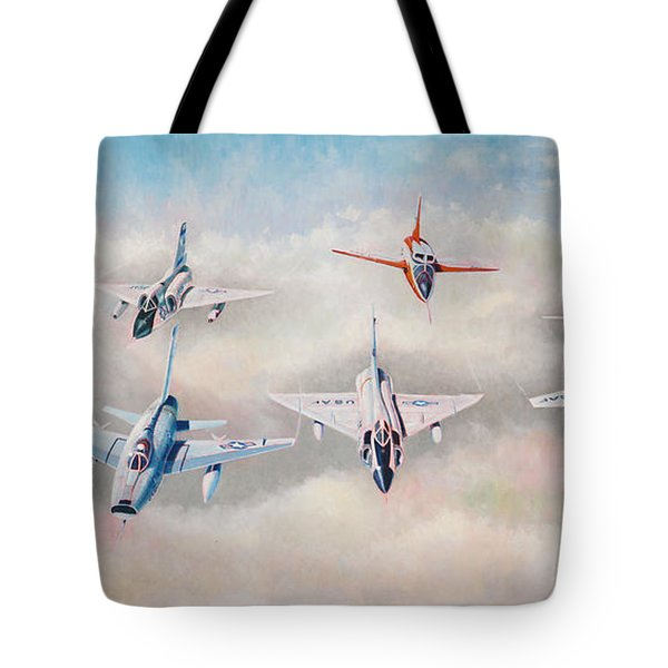 Century Series Fantasy Formation II Tote Bag
