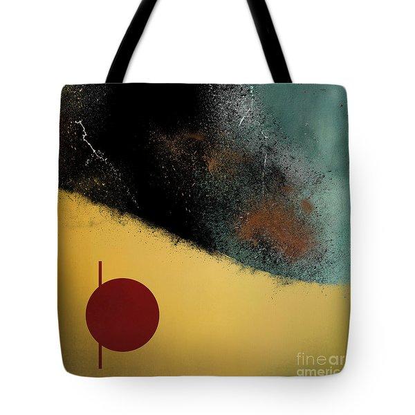 Tote Bag featuring the digital art Ceramic Pixels by Nola Lee Kelsey