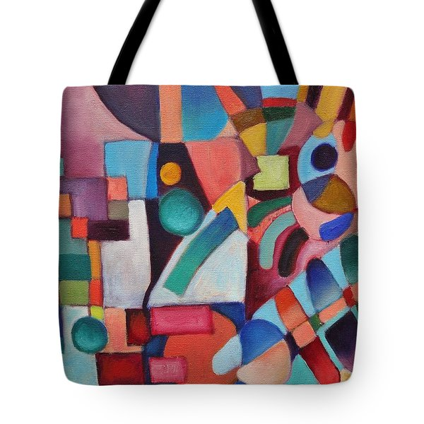 Cerebral Decor # 3 Tote Bag