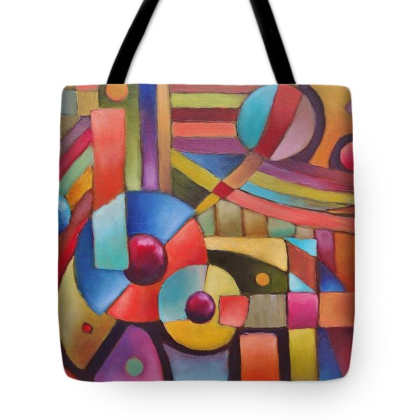Cerebral Decor # 5 Tote Bag