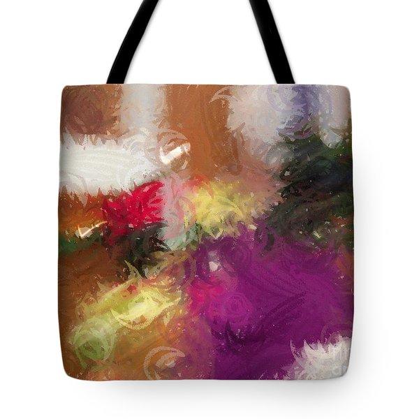 Ceremonial Colors Tote Bag