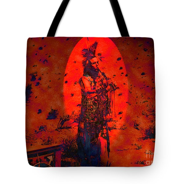 Tote Bag featuring the photograph Ceremony by Beauty For God