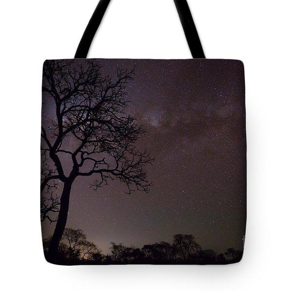 Cerrado By Night Tote Bag
