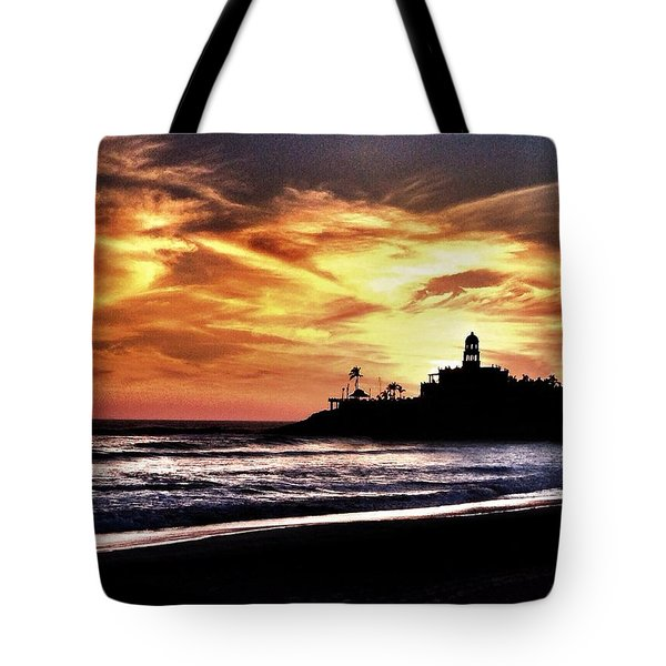 Cerritos Sunset Tote Bag