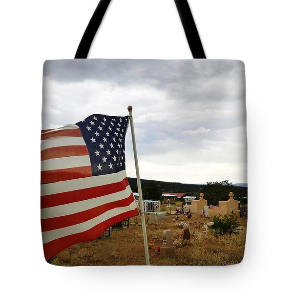 Cerro, New Mexico Tote Bag