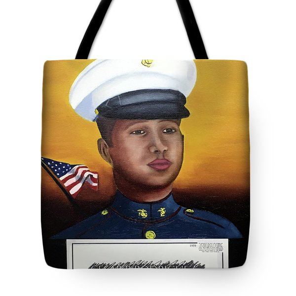 Cesar Rodrigo Rodrieguez Tote Bag