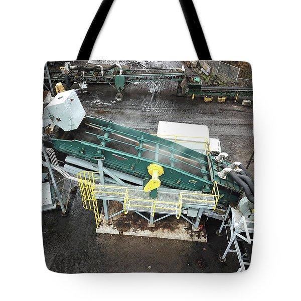Cg Vss Aerial Tote Bag