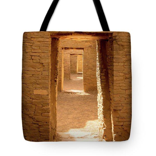 Chaco Ancient Doors   Tote Bag