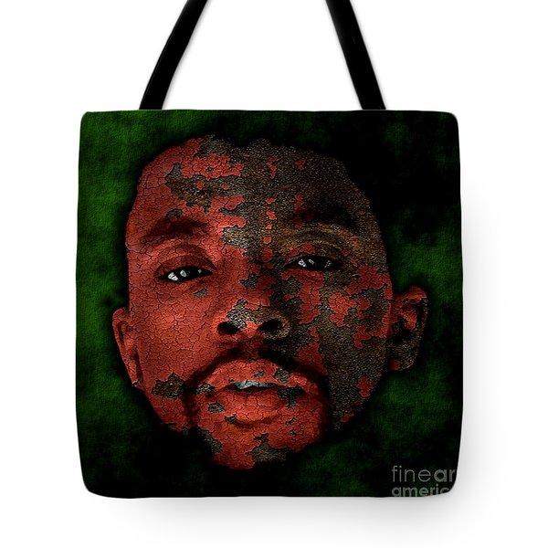 Chadwick Boseman Tote Bag