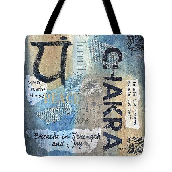 Chakra Tote Bag