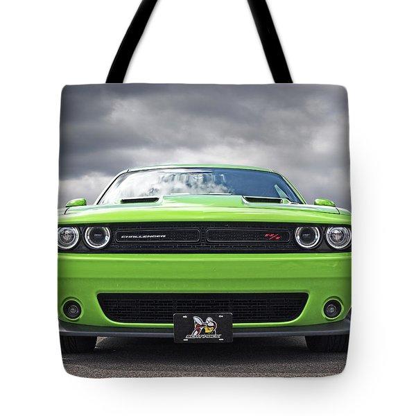 Challenger Scat Pack Tote Bag