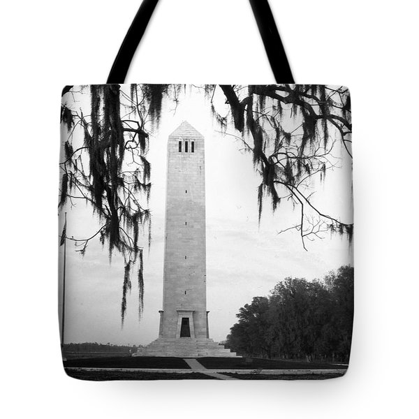 Chalmette Battlefield Monument  Tote Bag