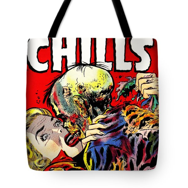 Chamber Of Chills 23 Tote Bag
