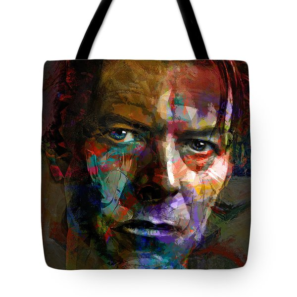 Chameleon, Comedian, Corinthian And Caricature Tote Bag