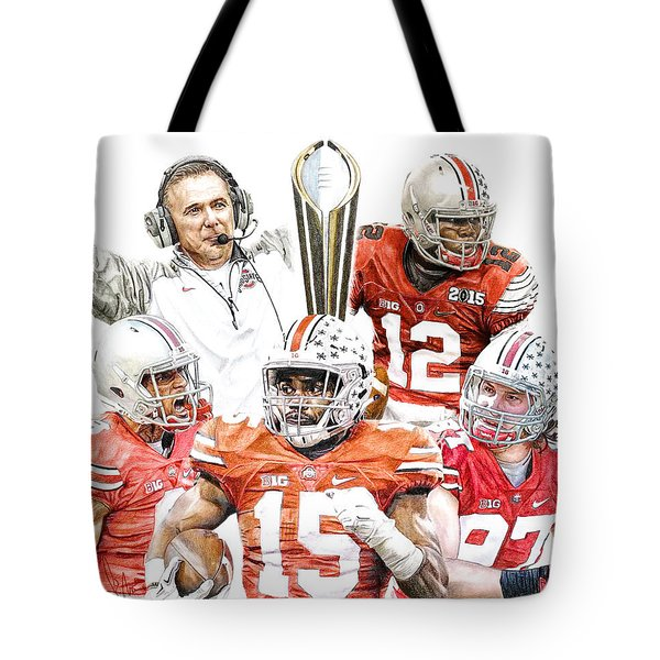 Champions Tote Bag