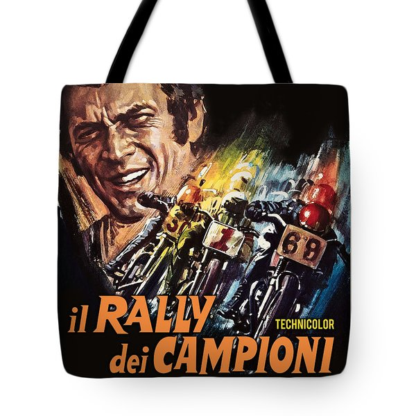 Champions Rally Tote Bag by Gary Grayson