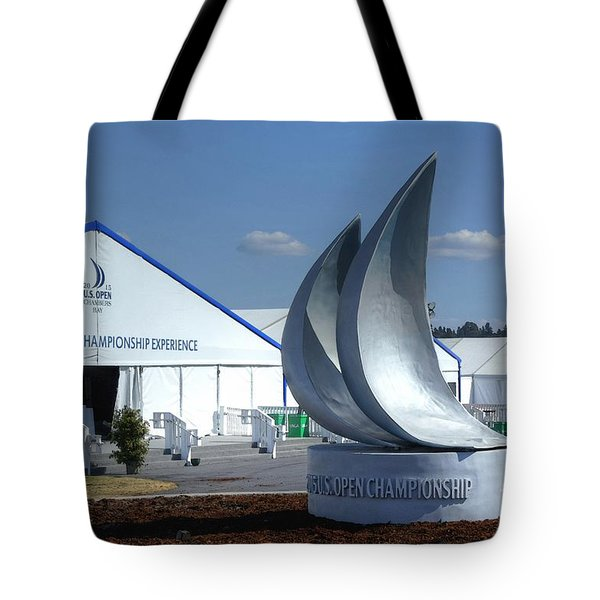 Championship Experience Tote Bag by Chris Anderson