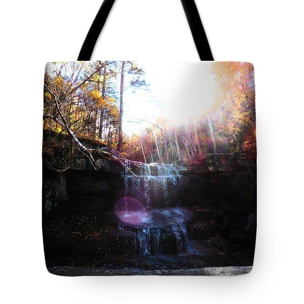 Champney Falls Tote Bag