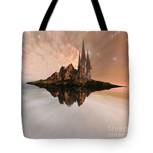 Chandara Tote Bag by Corey Ford