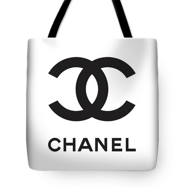Chanel - Black And White 04 - Lifestyle And Fashion Tote Bag