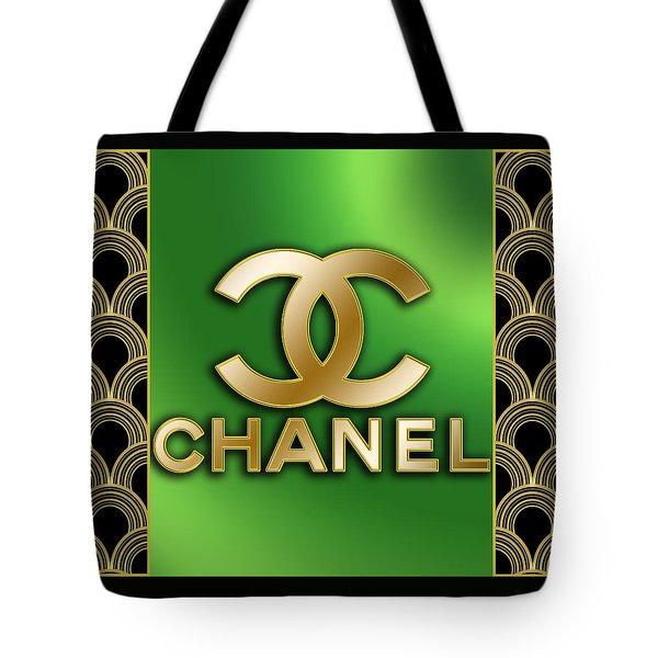 Chanel - Chuck Staley Tote Bag by Chuck Staley
