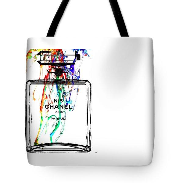 Chanel Tote Bag by Daniel Janda