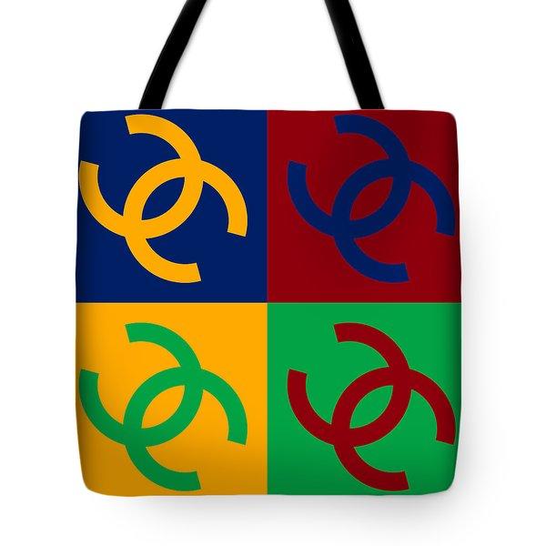 Chanel Design-2 Tote Bag