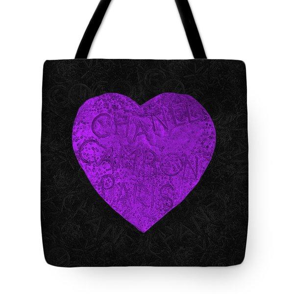 Chanel Heart-6 Tote Bag
