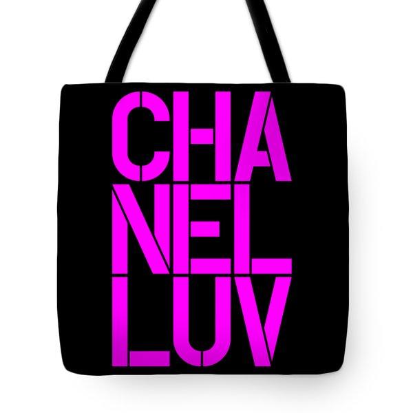 Chanel Luv-4 Tote Bag