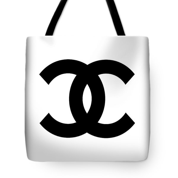 Chanel Symbol Tote Bag