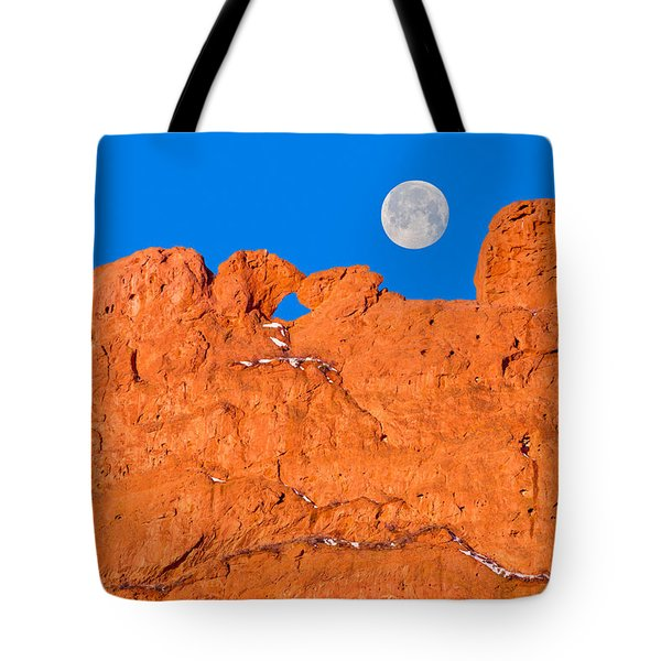 Chang-o, The Chinese Moon Goddess  Tote Bag