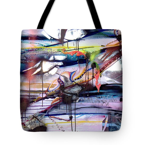 Change In The House Of Flies Tote Bag