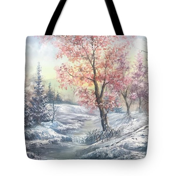 Change Of Seasons  Tote Bag