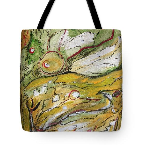 Change Of The Seasons Tote Bag