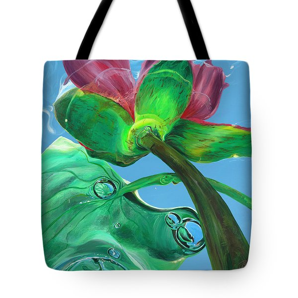 Change Your Perspective Tote Bag
