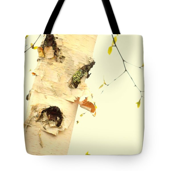 Tote Bag featuring the photograph Changes by Al  Swasey