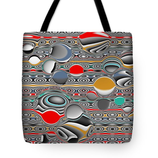 Changing Forms Tote Bag