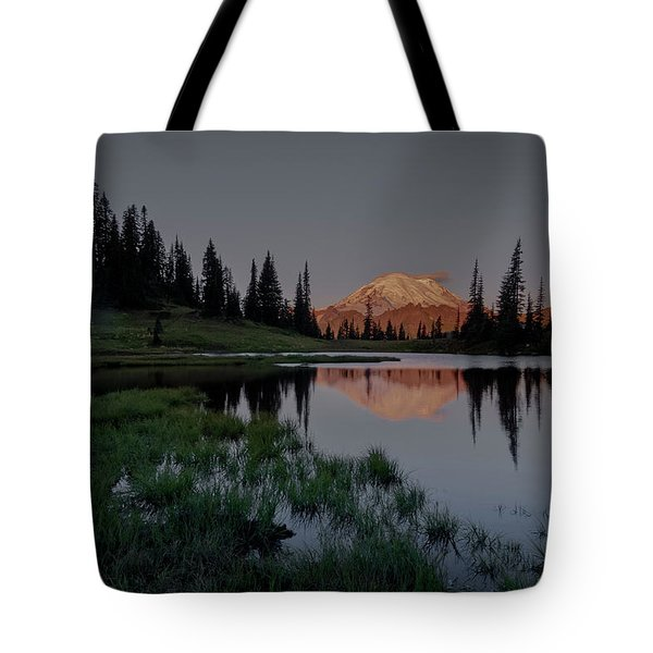 Changing Lights Tote Bag