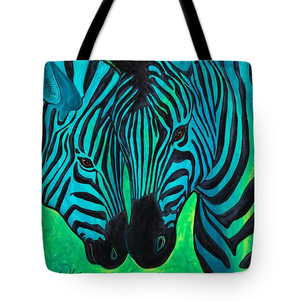 Changing Stripes Tote Bag