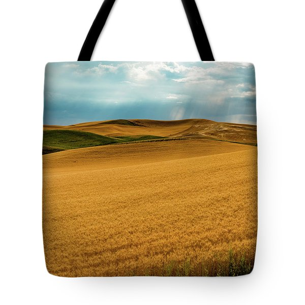 Changing Weather Tote Bag