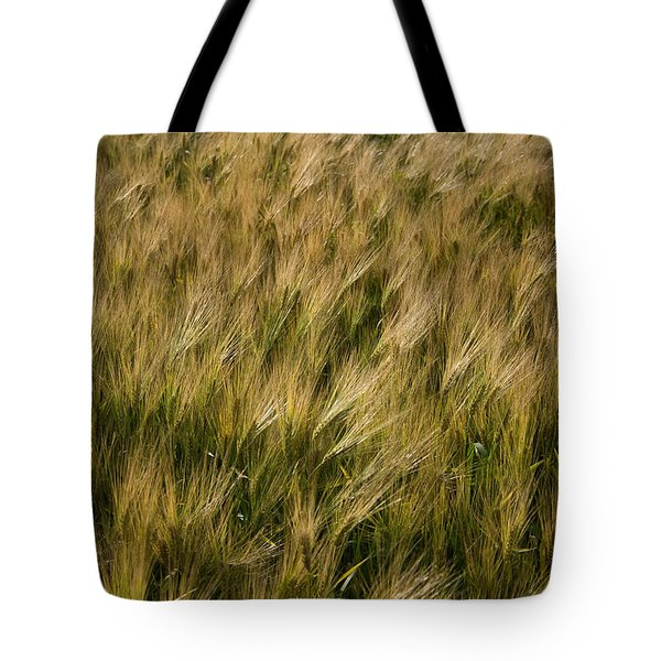 Changing Wheat Tote Bag