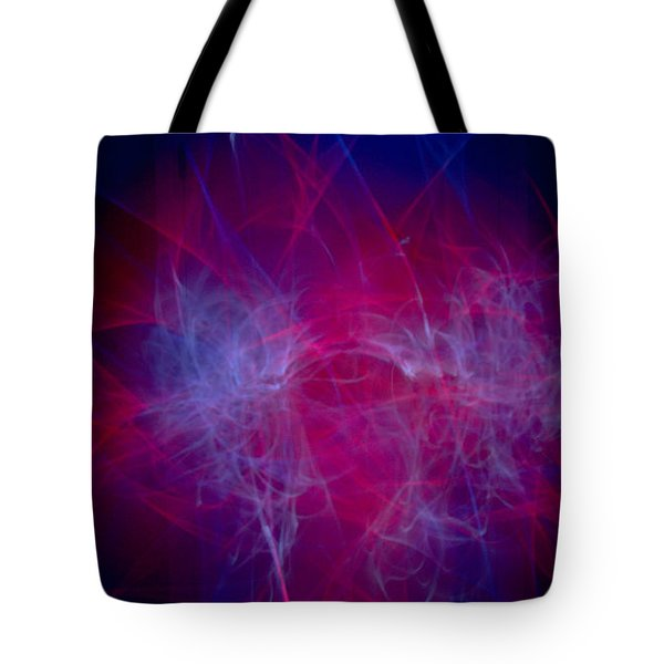 Chaos Tote Bag by Hyuntae Kim