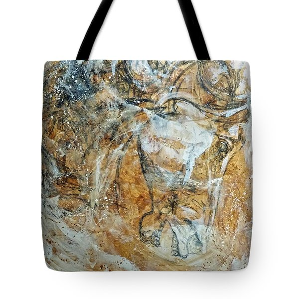 Chaos Tote Bag by Jennifer Godshalk