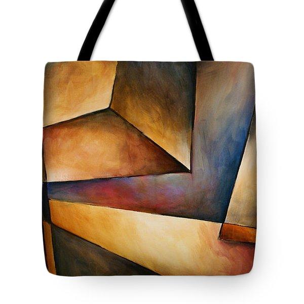 Chaos Tote Bag by Michael Lang