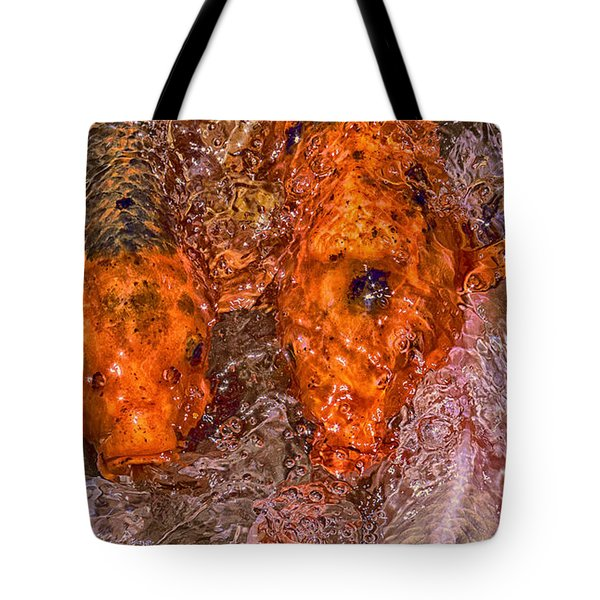Chaos Theory Tote Bag by Swank Photography